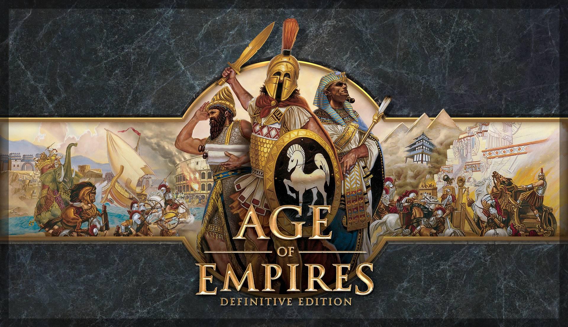 Age of Empires: Definitive Edition nabízí staromódní hratelnost v překrásné grafice – recenze