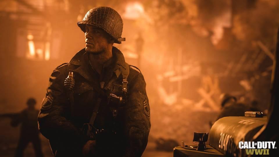 Call of Duty: WW2 – za 14 let se nezměnilo nic – recenze