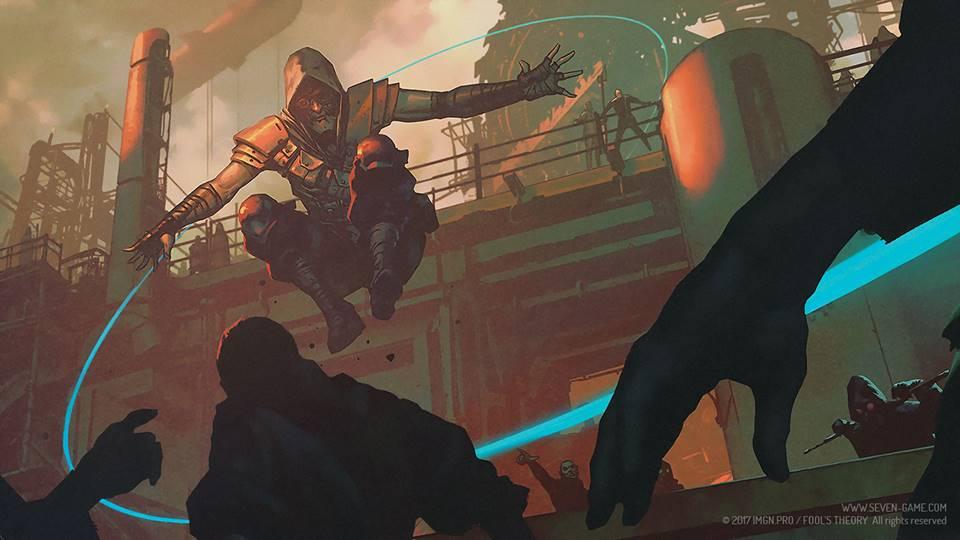 Seven: The Days Long Gone – poctivý cyberpunk – recenze