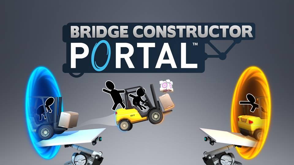 Bridge Constructor Portal nabízí to nejlepší z obou světů – recenze