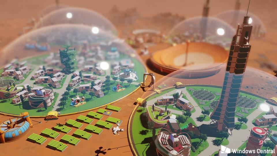 Surviving Mars je nečekaně komplexní budovatelskou strategií – recenze