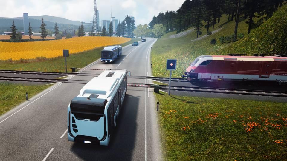 Bus Simulator 18 je pohodovým poježděním, ale schází mu hloubka – recenze