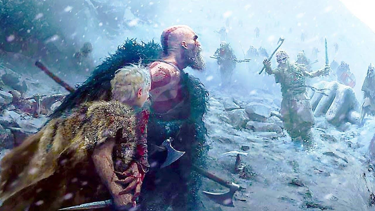 God of War je zoufale neoriginální, přesto však nečekaně hustou jízdou – recenze