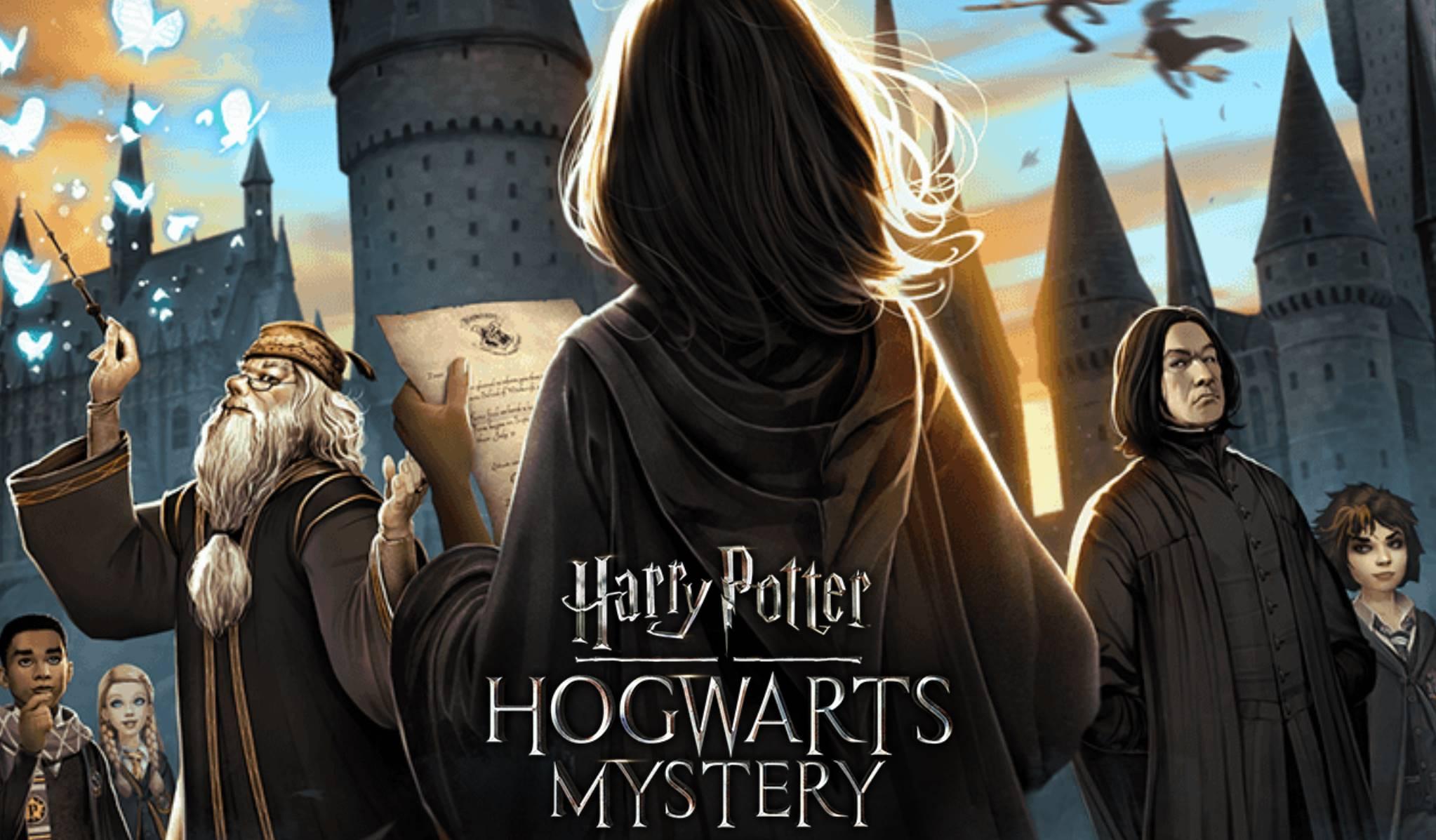 Harry Potter: Hogwarts Mystery pro mobily vás vtáhne do Bradavic, ale nic navíc nepřidá – recenze