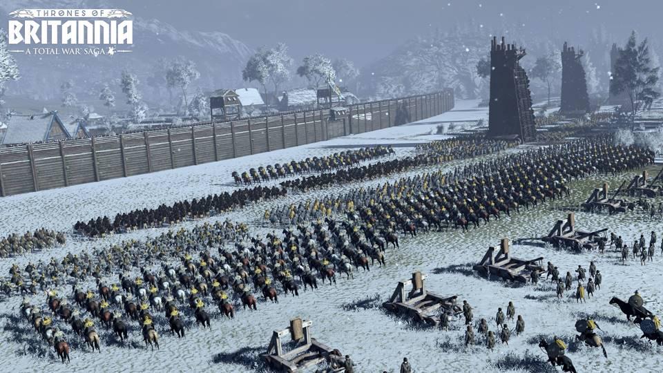 Total War Saga: Thrones of Britannia patří k horším dílům série, ale i tak se hraje dobře – recenze