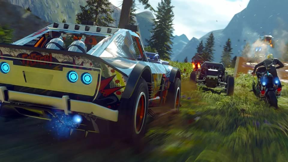 Onrush ukazuje, že zajímavá myšlenka ještě nedělá skvělou závodní hru – recenze