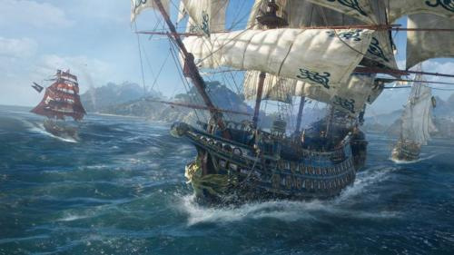 Skull & Bones - screenshoty