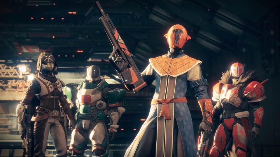 Destiny 2 - singleplayer