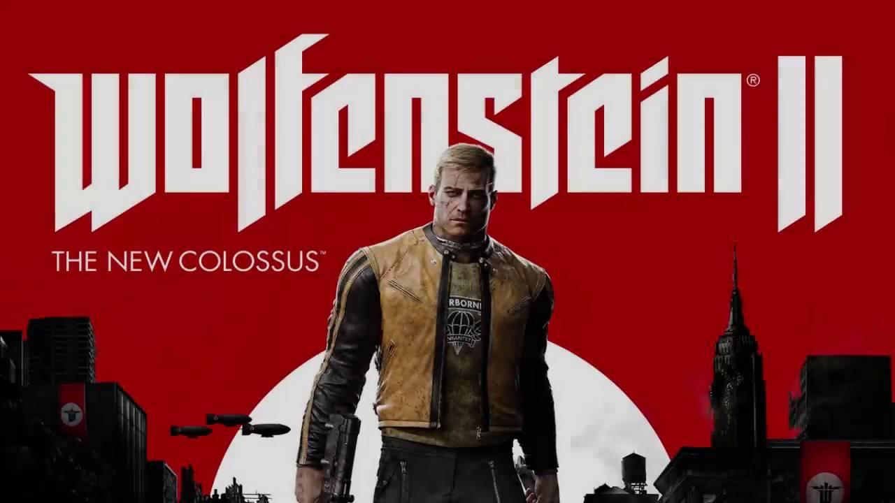 Wolfenstein 2: The New Colossus