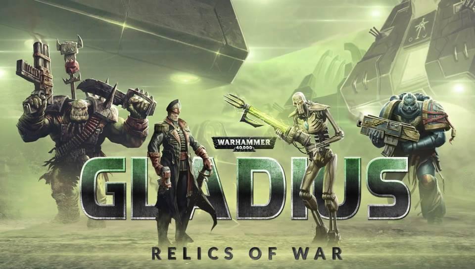 Warhammer 40.000: Gladius – Relics of War není zdaleka dokonalou strategií, ale fanoušky univerza potěší – recenze