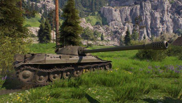 World of Tanks 1.0