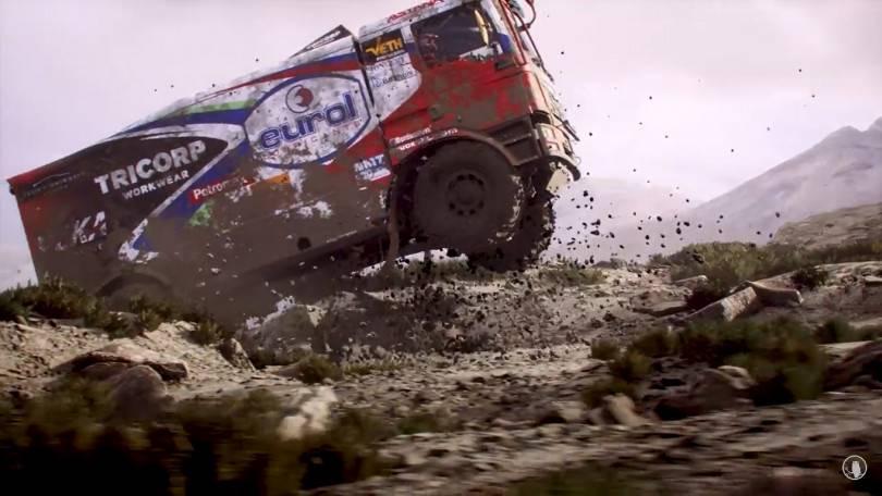 Dakar 18 nabízí obří závodiště, ale zážitek kazí fyzikální model – recenze