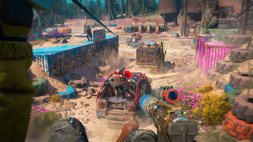 Far Cry New Dawn příjemně navazuje na pátý díl – recenze