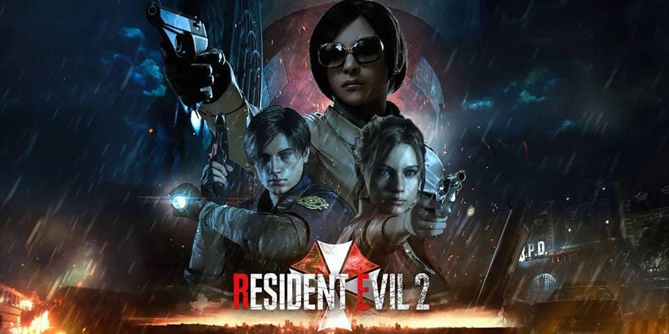 Resident Evil 2 Remake je první aspirant na hru roku – recenze