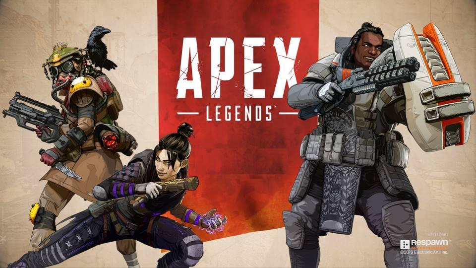 Apex Legends je opravdu povedenou battle royale hrou – recenze