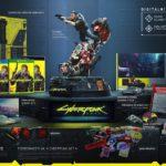 Předprodej sběratelské edice Cyberpunk 2077 začne v říjnu