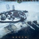 Budování vikinské osady ve hře Frozenheim