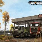 Tatra v hlavní roli druhé sezóny skvělého simulátoru SnowRunner