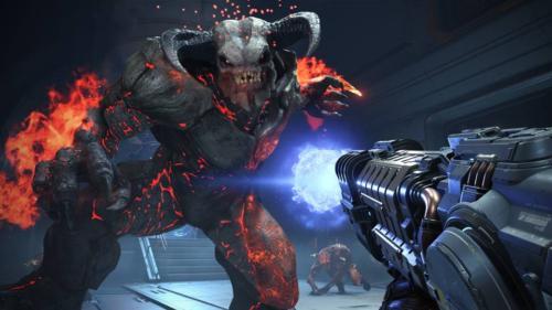 Doom Eternal - screenshoty