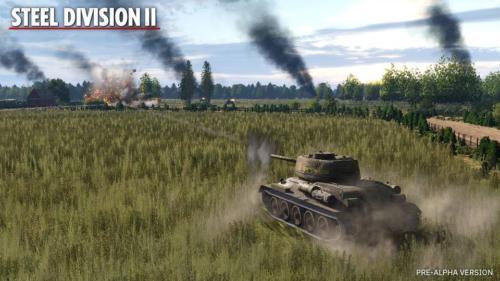 Steel Division 2 - screenshoty