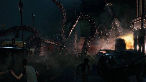 Devil May Cry 5 - screenshoty