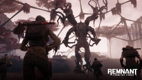 Remnant: From the Ashes - screenshoty