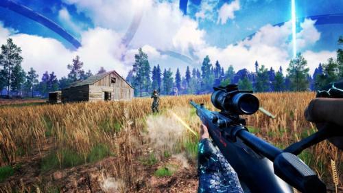 Islands of Nyne: Battle Royale - screenshoty
