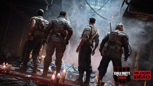 Call of Duty: Black Ops 4 - screenshoty