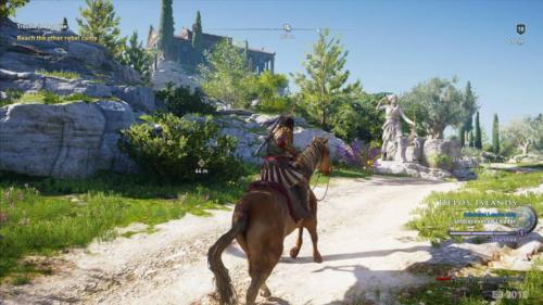Assassin's Creed: Odyssey - screenshoty