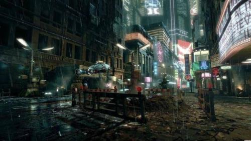 Cyberpunk 2077 - screenshoty