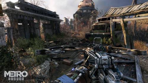 Metro: Exodus - screenshoty