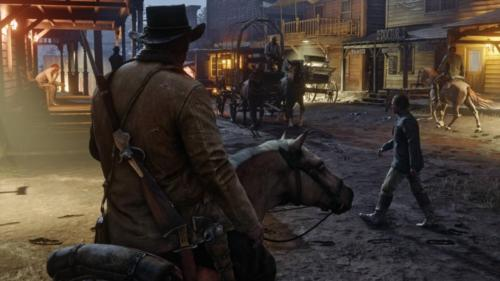 Red Dead Redemption 2 - screenshoty