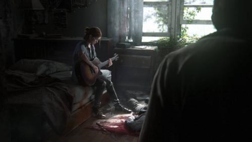 The Last of Us Part II - screenshoty